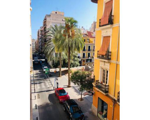 Apartment / Flat - Long time Rental - Alicante - Centro