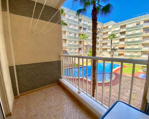 Apartment / Flat - Long time Rental - Torrevieja - Habaneras