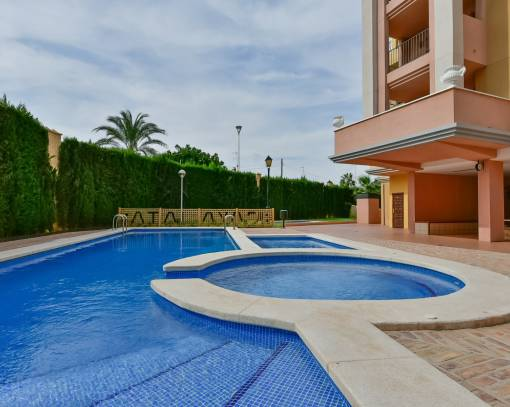 Apartment / Flat - Long time Rental - Torrevieja - Playa de los Locos