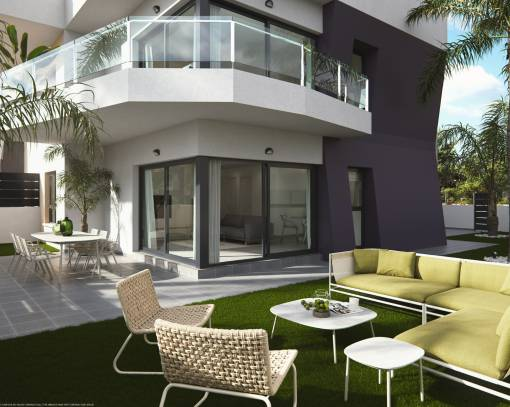 Apartment / Flat - New Build - Cabo Roig - Mill Palmeras