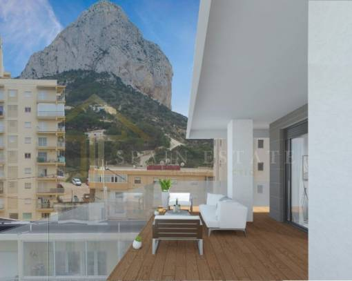 Apartment/Flat - New Build - Calpe - Ifach