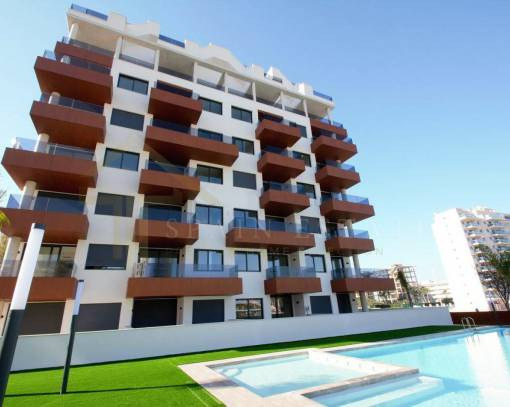 Apartment / Flat - New Build - Guardamar del Segura - Dunas de guardamar