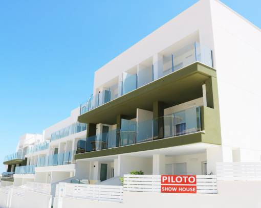 Apartment / Flat - New Build - La marina - La Marina