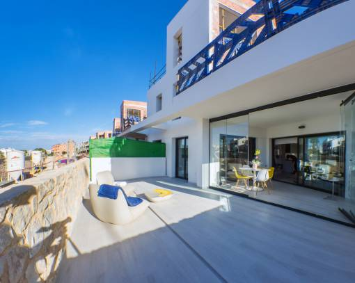 Apartment / Flat - New Build - Orihuela Costa - Villamartín