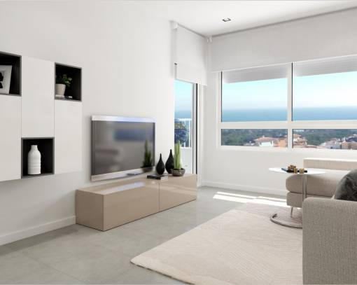 Apartment / Flat - New Build - Orihuela - Dehesa de Campoamor