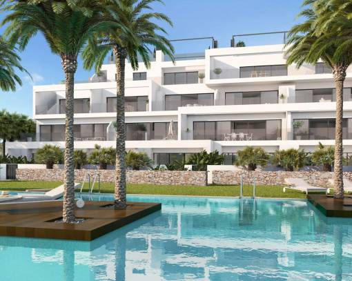 Apartment / Flat - New Build - Orihuela - Las Colinas Golf