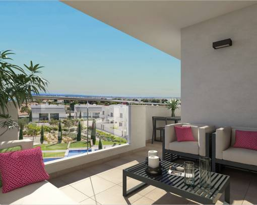 Apartment / Flat - New Build - Orihuela - Los Dolses