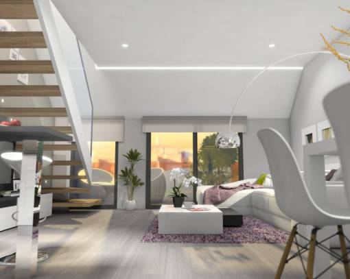 Apartment / Flat - New Build - Torrevieja - Habaneras