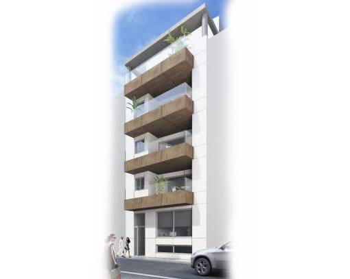 Apartment / Flat - New Build - Torrevieja - La Mata