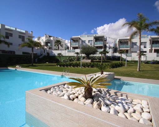 Apartment / Flat - New Build - Torrevieja - Los balcones