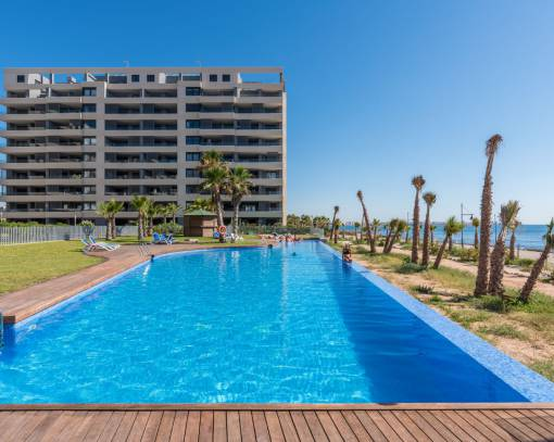 Apartment / Flat - New Build - Torrevieja - Panorama Mar