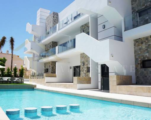Apartment/Flat - Nybygg - El altet - Arenales del sol