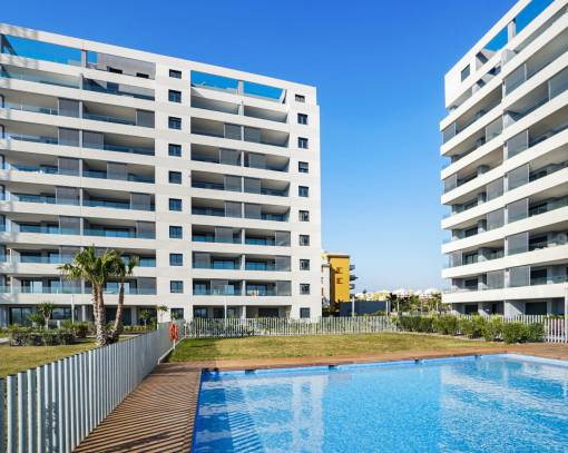 Apartment/Flat - Nybygg - Torrevieja - Panorama Mar
