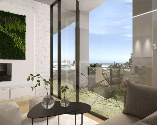 Apartment/Flat - Nybygg - Torrevieja - Playa del Acequion