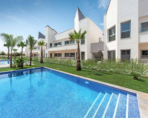 Apartment/Flat - Nybygg - Torrevieja - Torrevieja