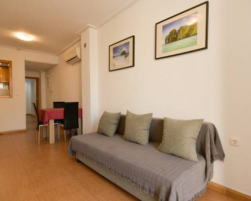 Apartment / Flat - Short time rental - Torrevieja - Playa del Cura