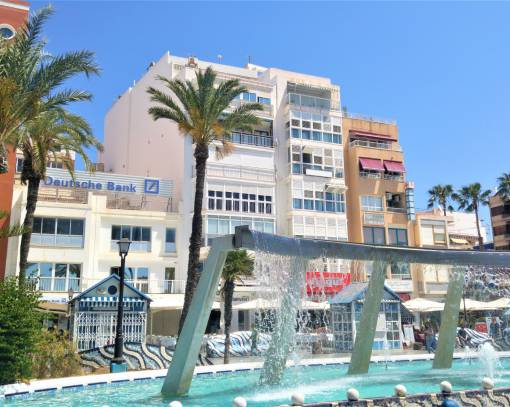 Apartment/Flat - Wiederverkauf - Torrevieja - Paseo maritimo