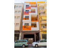 Apartment in Torrevieja with elevator. - Building.