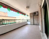 Balcony | Apartment near the sea for sale in Torrevieja