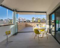 Balcony | Sale of ground floor with garden for sale in Villamartin - Orihuela Costa