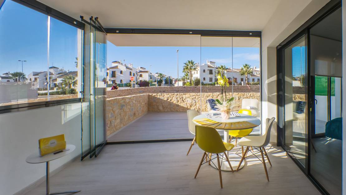 Balkon | Penthouse in Orihuela Costa