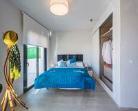 Bedroom | Modern apartment for sale in Orihuela Costa