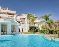Big villa in Marbella with swimming pool and a jacuzzi - swimming pool
