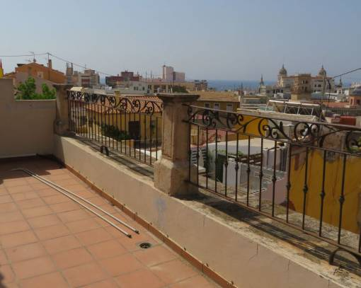 Building - Videresalg - Alicante - Casco Antiguo