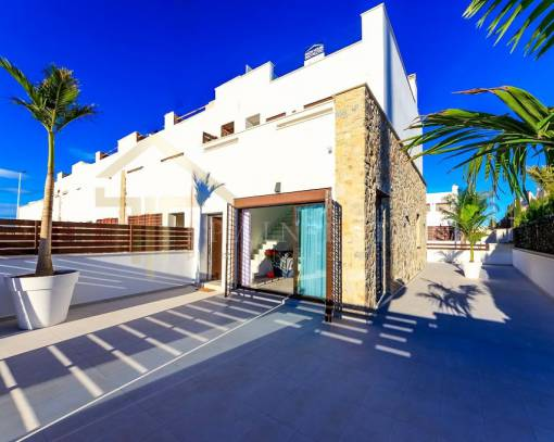 Бунгало - New Build - Torrevieja - Torretas