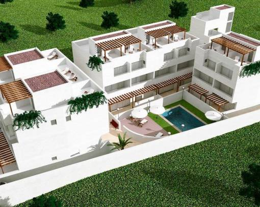 Bungalow - New Build - Guardamar del Segura - Guardamar Playa