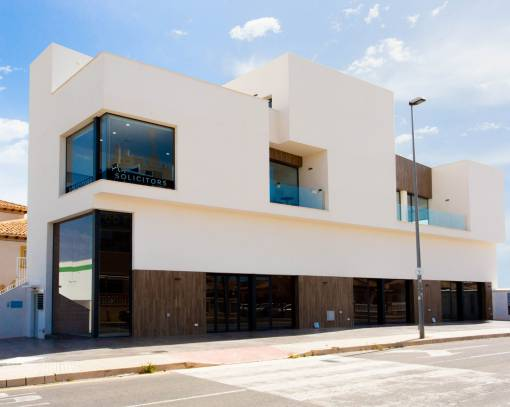 Business premises - New Build - Orihuela Costa - La Zenia