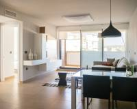 Dining room | Apartment for sale in Campoamor