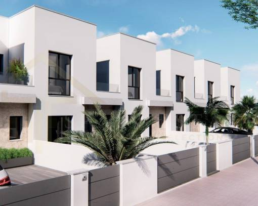 Duplex - New Build - Pilar de la Horadada - Alicante