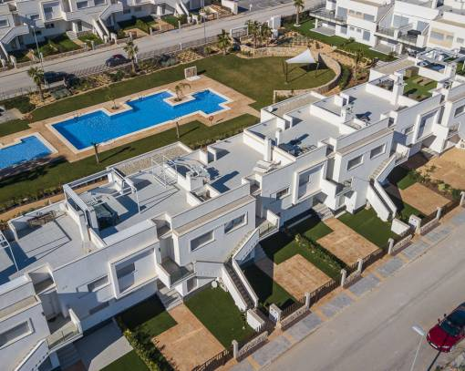 Ground Floor - New Build - Orihuela Costa - Campo de golf