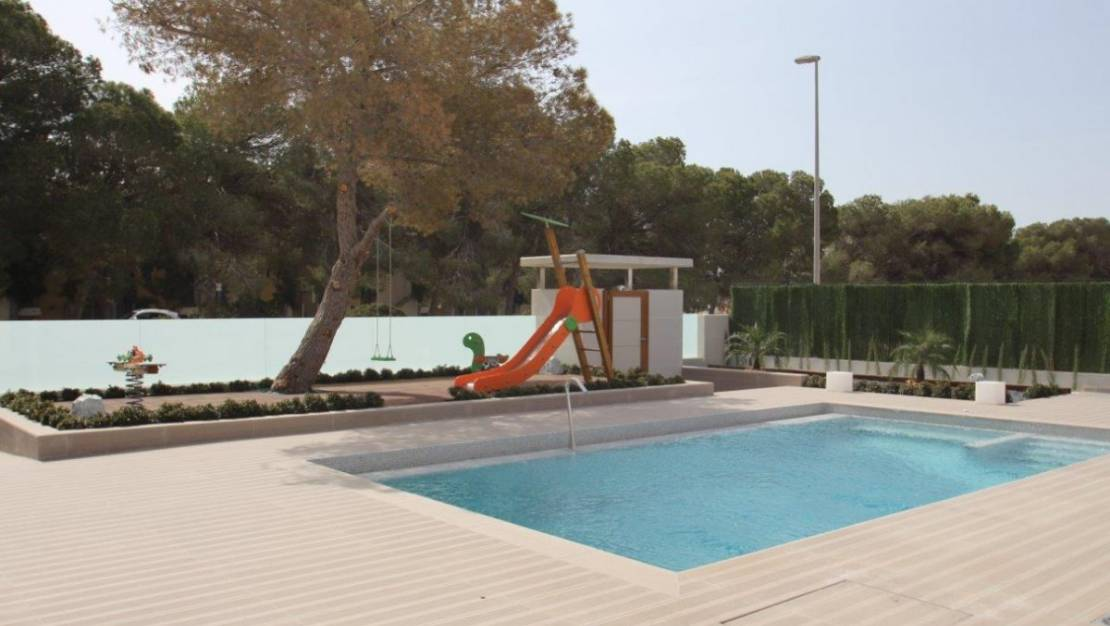 House in San Miguel de Salinas with private pool.