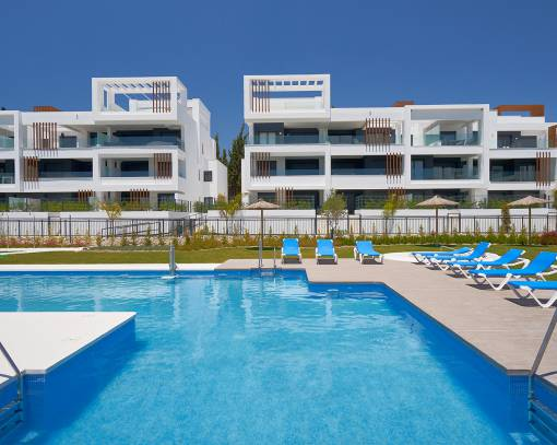 Квартира / Квартира - New Build - Marbella - ESTEPONA