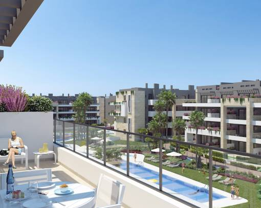 Квартира / Квартира - New Build - Orihuela Costa - La Zenia