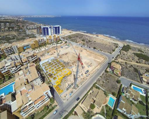 Квартира / Квартира - New Build - Orihuela Costa - Punta Prima