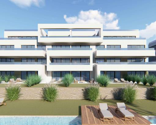 Квартира / Квартира - New Build - Orihuela - Las Colinas Golf