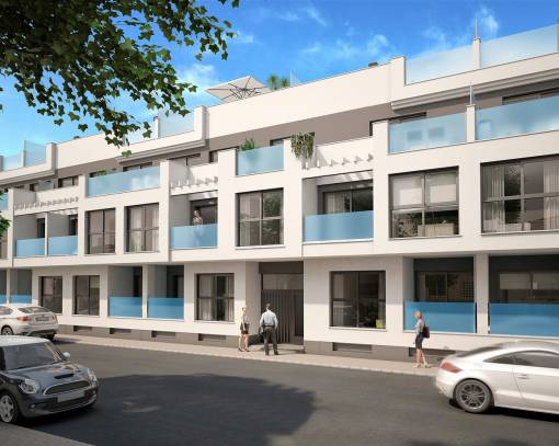 Квартира / Квартира - New Build - Torrevieja - Torrevieja