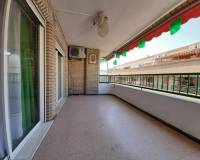 Large balcony | Buy apartment with sea views in Playa del Cura - Torrevieja
