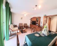 Living-dining room | Apartment 100 meters from the Playa del Cura for sale in Torrevieja