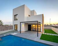 Modern Villa With Own Pool in Ciudad Quesada Alicante