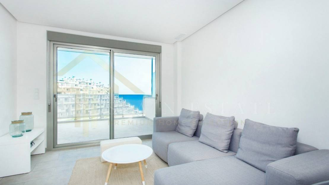 Neubau - Apartment/Flat - Alicante - Centro