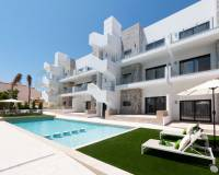 New Build - Apartment/Flat - El altet - Arenales del sol