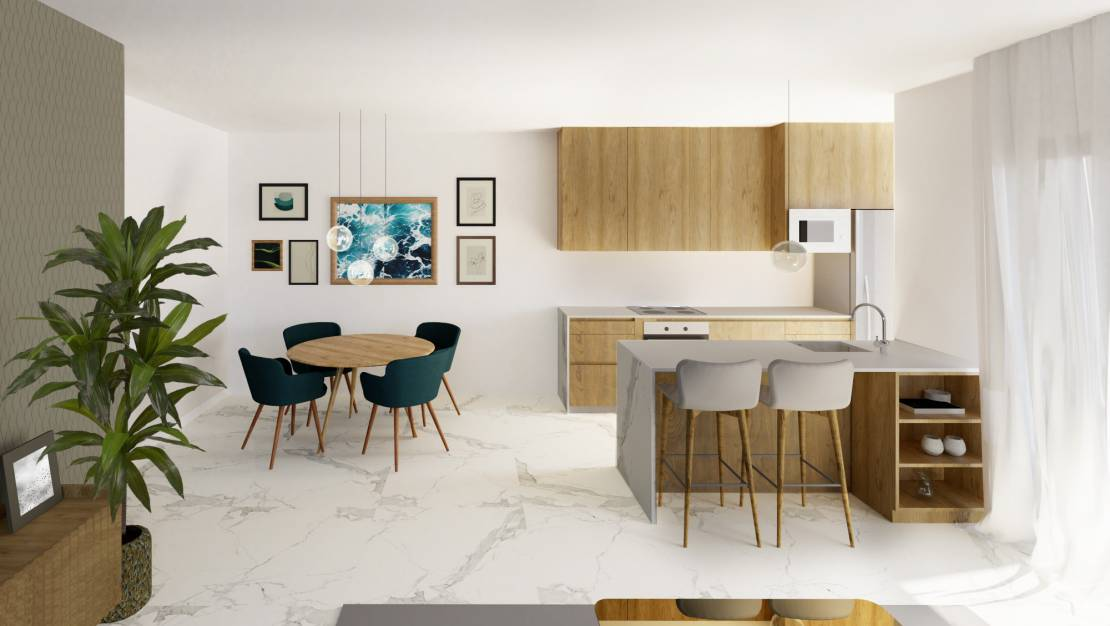 New Build - Apartment / Flat - Guardamar del Segura