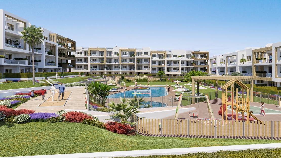 New Build - Apartment / Flat - Orihuela Costa - La Zenia