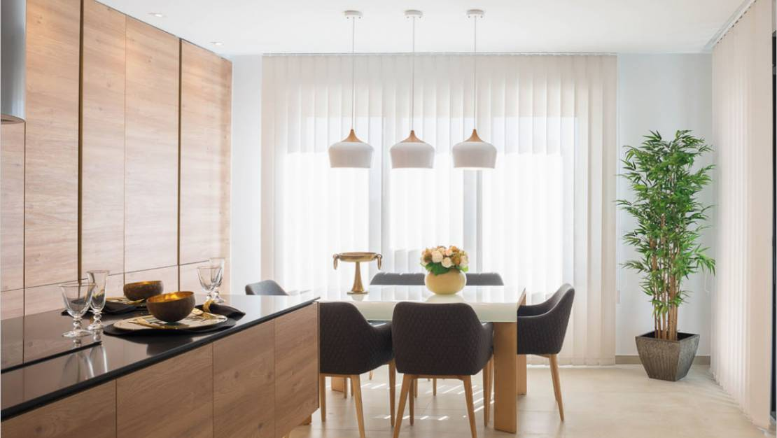 New Build - Apartment / Flat - Orihuela - Los Dolses