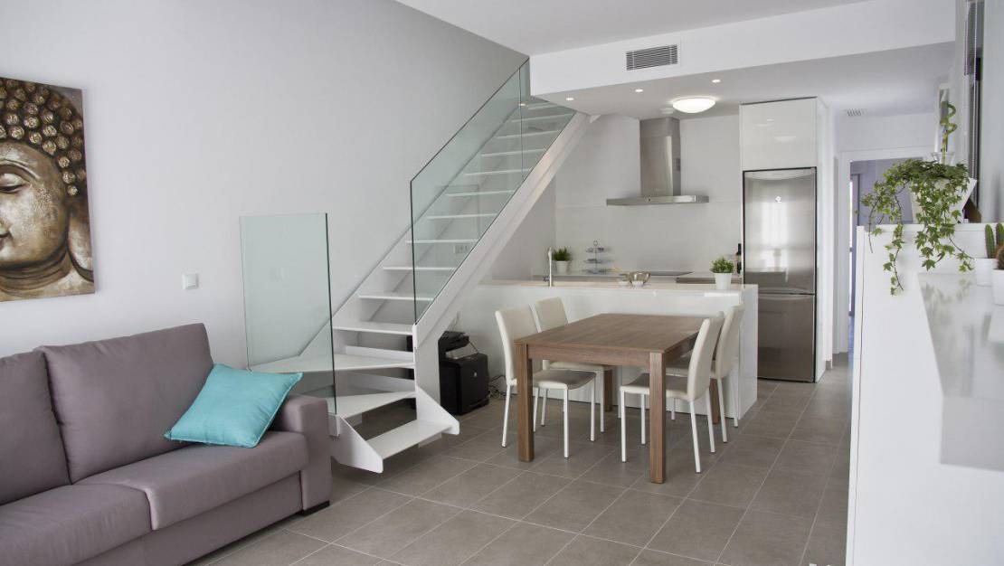 New Build - Apartment / Flat - Pilar de la Horadada - Torre de la Horadada