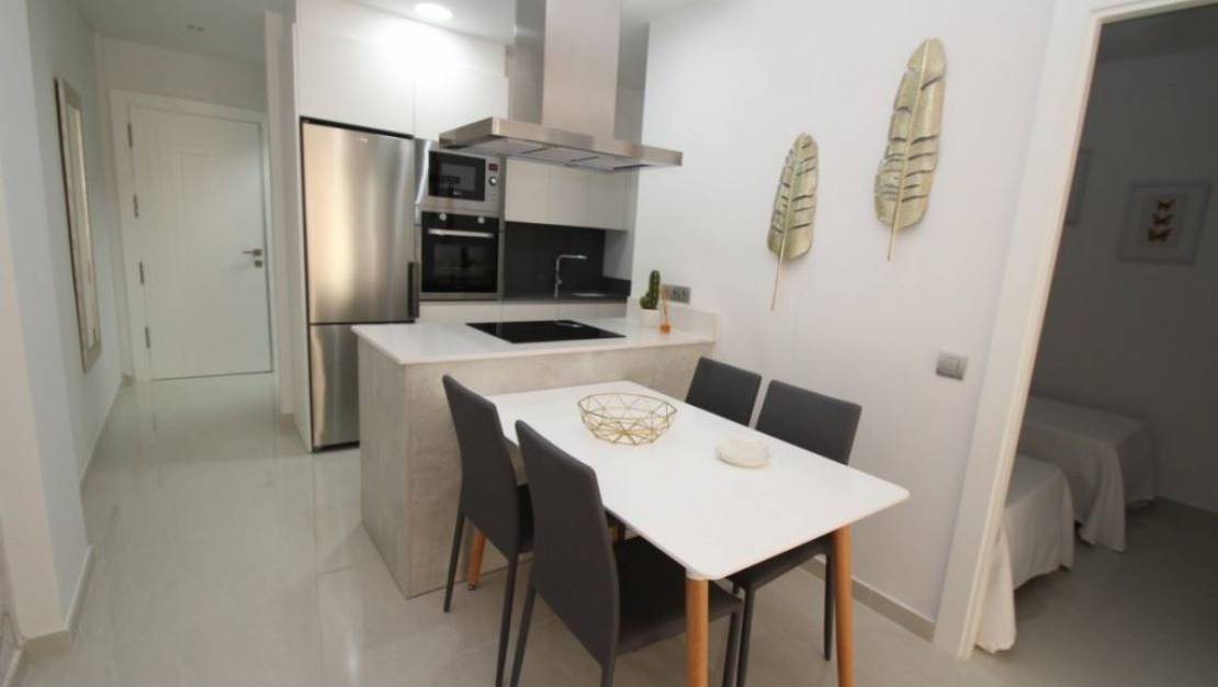 New Build - Apartment / Flat - Torrevieja - Centro